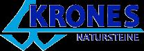 Logo von Krones Natursteine