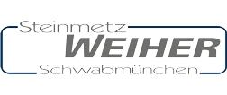 Logo von Steinmetz Weiher GmbH