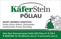 Logo von Käfer Stein GmbH