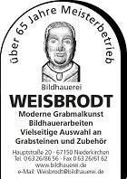 Logo von Bildhauerei Weisbrodt GmbH