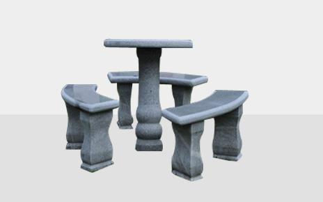 inspirierende gartengestaltung mit natursteinen. Black Bedroom Furniture Sets. Home Design Ideas