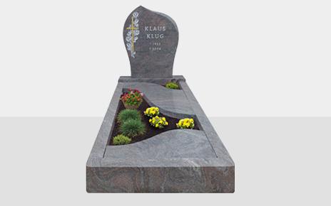 Grabanlagen Einzelgrab