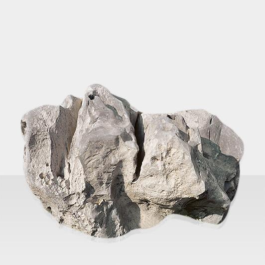 Brunnen aus natürlichem Quellstein