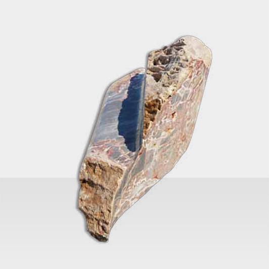Dekosteine & Zierkies Modell Dekostein mit glatten Seitenflächen