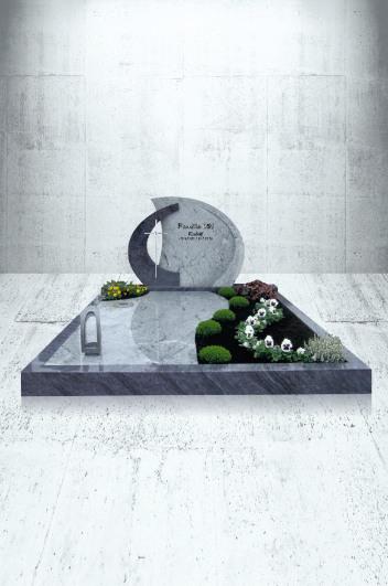Grabanlagen Familiengrab Modell Familiengrabanlage mit EX 0794