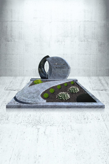 Grabanlagen Familiengrab Modell Familiengrabanlage mit EX 1510