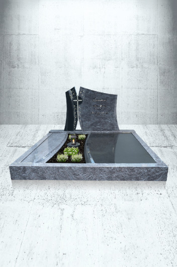 Grabanlagen Familiengrab Modell Familiengrabanlage mit EX 1700