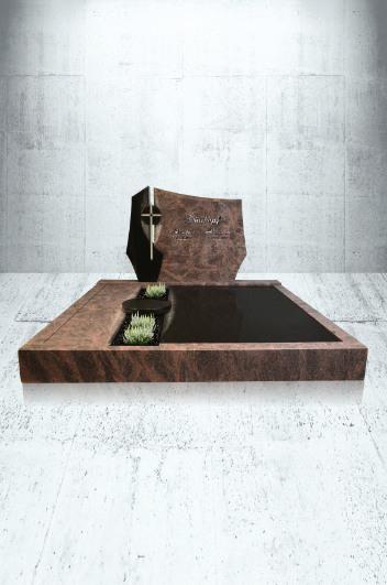 Grabanlagen Familiengrab Modell Familiengrabanlage mit EX 1703