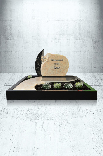 Grabanlagen Familiengrab Modell Familiengrabanlage mit EX 1705