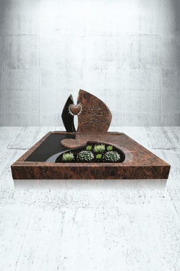 Grabanlagen Familiengrab Modell Familiengrabanlage mit EX 1709