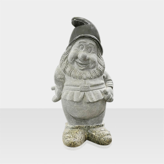 Skulpturen & Figuren Modell Gartenzwerg Steinfigur