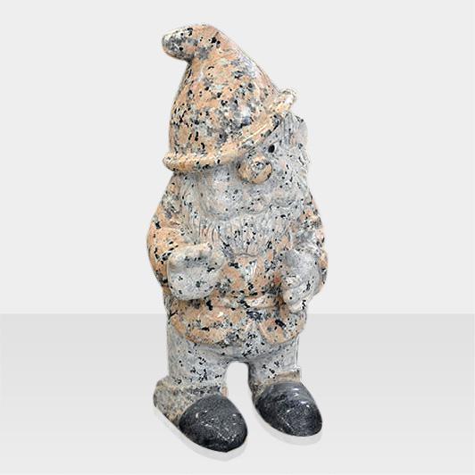 Skulpturen & Figuren Modell Steinfigur Gartenzwerg