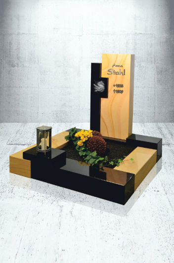 Bild: Urnengrab
